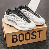 """Стильные мужские кроссовки Adidas Yeezy Boost 700 V3 """"Green"""", фото 4"""