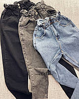 Модные женские джинсы Baggy весна 2020