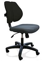 Кресло Mealux Deluxe Duo (арт.Y-716 KBG) обивка черная однотонная