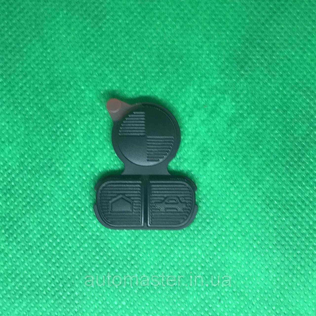 Кнопки авто ключа для BMW E38, Е39, Е46 (БМВ) 3 кнопки