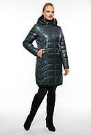 """Женская демисезонная куртка. """"Изумруд"""""""