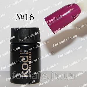 Гель-краска Kodi №16