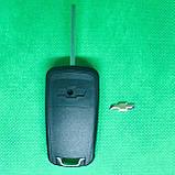 Корпус выкидного автоключа для CHEVROLET (Шевролет круз) CRUZE 3 - кнопки, фото 2