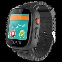 Детские телефон-часы с GPS-трекером FixiTime 3 Черные