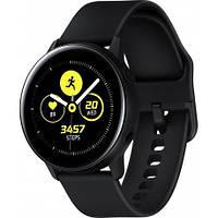 Умные часы Samsung Galaxy Watch Active Черные