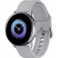 Умные часы Samsung Galaxy Watch Active Серебряные