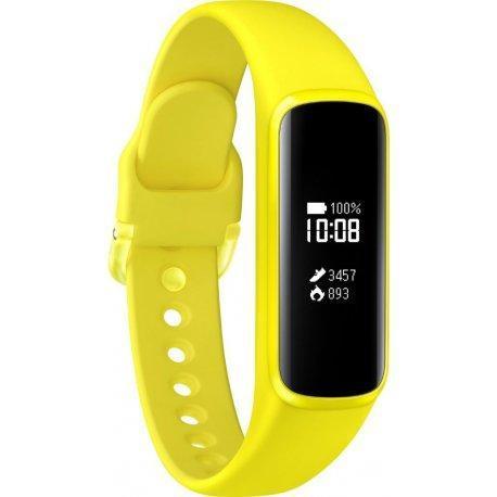 Фитнес-браслет Samsung Galaxy Fit E Желтый
