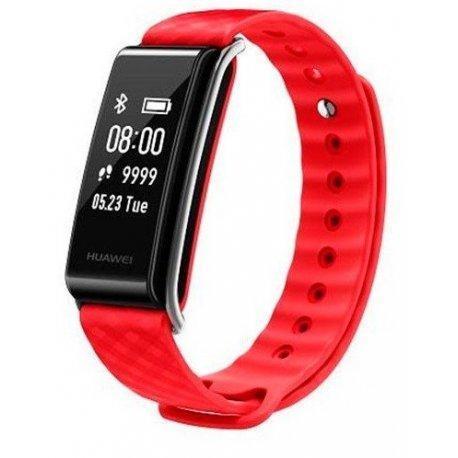 Фитнес-трекер Huawei AW61 Красный/Черный