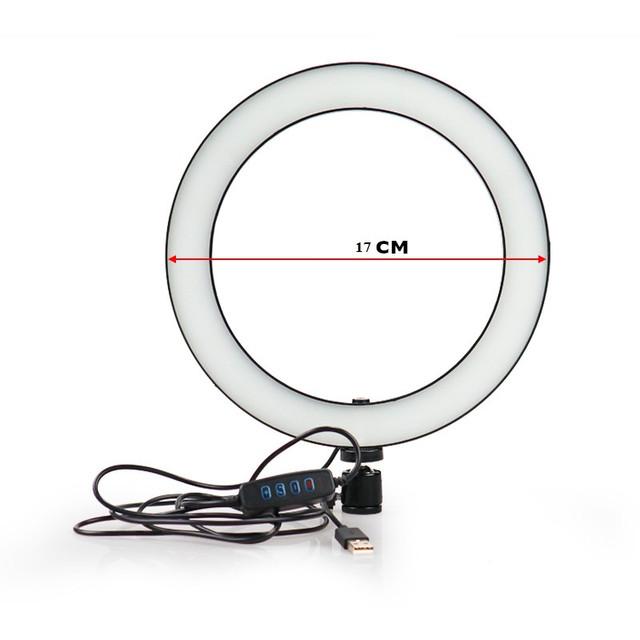 фото размера светодиодного кольца