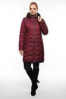 """Женская демисезонная куртка. """"Вишня"""", фото 1"""