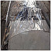 Плівка прозора, термозбіжна для парників і теплиць, ширина 0.9 м