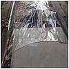 Плёнка прозрачная, термоусадочная для парников и теплиц, ширина 0.9 м
