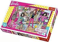 Пазлы Trefl Модная Барби 160 елементів 15362