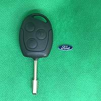 Ключ для Ford (Форд) Mondeo, Мондео  3 - кнопки, лезвие FO21