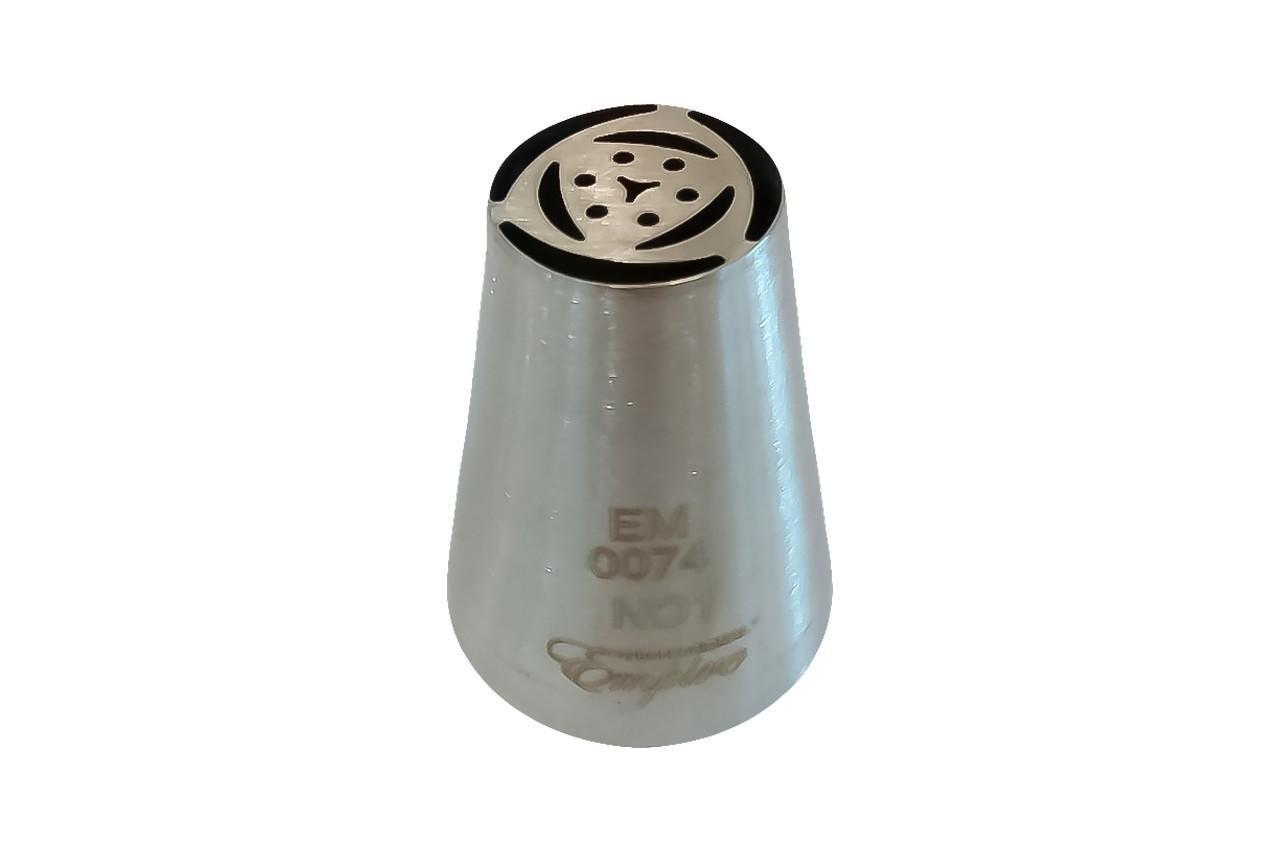 Насадка кондитерская Empire - 42 мм, тюльпан с пестиком