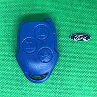 Часть корпуса ключа FORD Connect, Transit (Форд Коннект, Транзит) 3 - кнопки