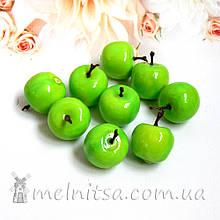 Яблочки зеленые, 2,6 см