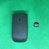 Корпус выкидного ключа для Ford (Форд) Transit под переделку, 3 кнопки, фото 3