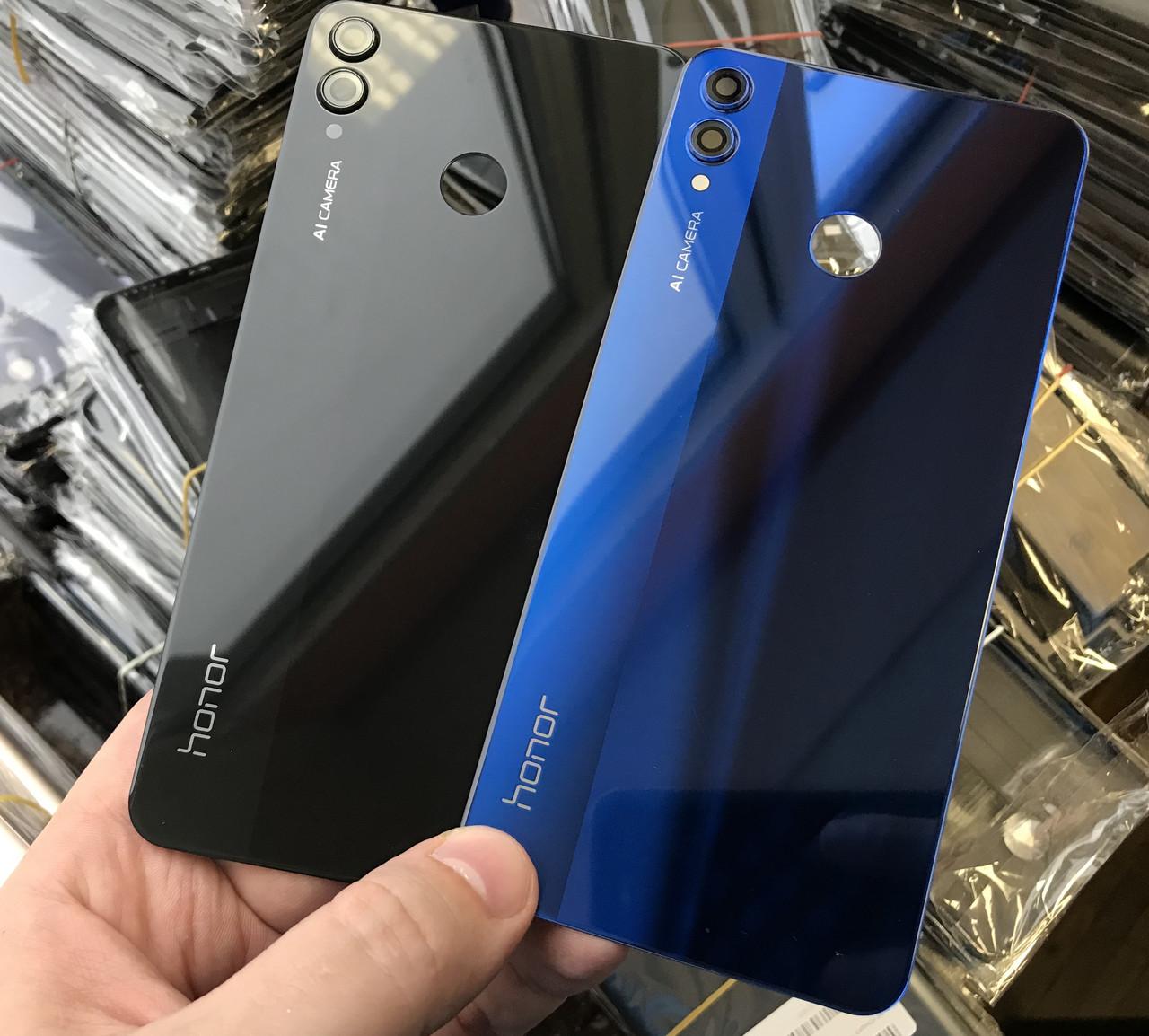 Задняя крышка для Huawei Honor 8X черная
