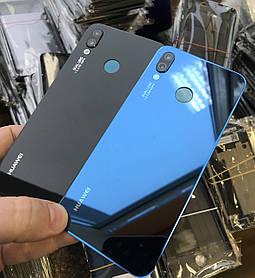 Задня кришка для Huawei P20 Lite синій