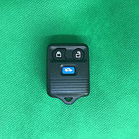 Пульт сигнализации брелок Ford(Форд)(корпус) - 3 кнопки