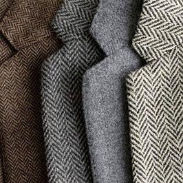 Пальтовые ткани (шерсть/ кашемир/ смесовые)