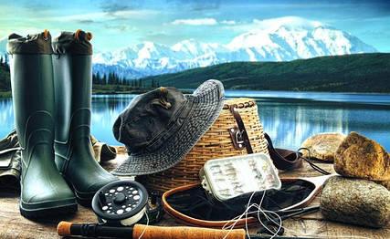 Рыбалка, туризм и прочее.
