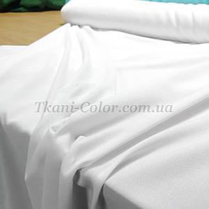 Ткань креп-шифон белый