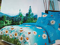 Двухспальное постельное белье от украинского производителя
