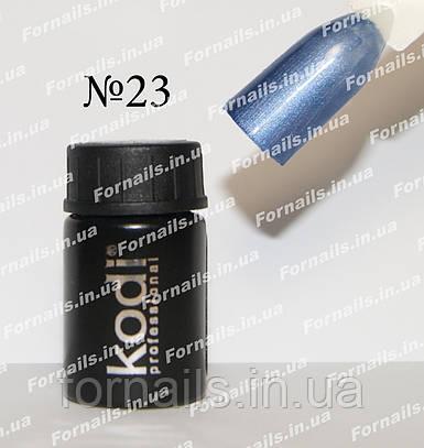 Гель-краска Kodi №23