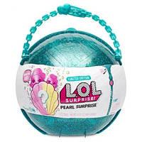 Кукла LOL Ракушка Big Surprise в шаре