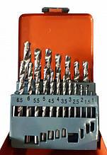 Набор свёрл по металлу ZHWEI HSS 1-10 мм