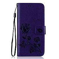 Чехол-книжка Xiaomi Redmi Note 5 / Redmi Note 5 Pro Purple