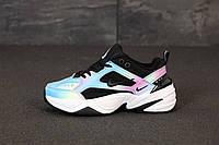 Женские кроссовки в стиле Nike Tekno M2K (Реплика ААА+)