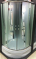 Душова кабіна SANTEH ROLA 90*90*195 глибокий піддон