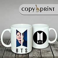 Чашка - BTS (JIMIN)