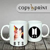 Чашка - BTS (JIN)