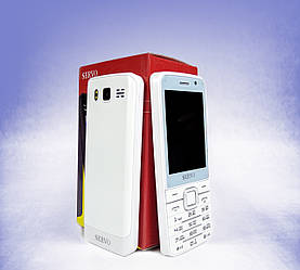 Телефон мобильный SERVO V9500 | на 4 Sim-карты + Наушники