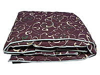 Одеяло летнее силиконовое бязь двуспальное 180x210