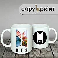 Чашка - BTS (V)