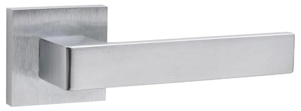 Ручки для дверей Fimet 168 Ice матовий хром