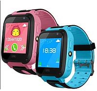 Модель 2020 года! Детские наручные умные часы Smart watch F5 смарт вотч часы телефон Gps трекер,