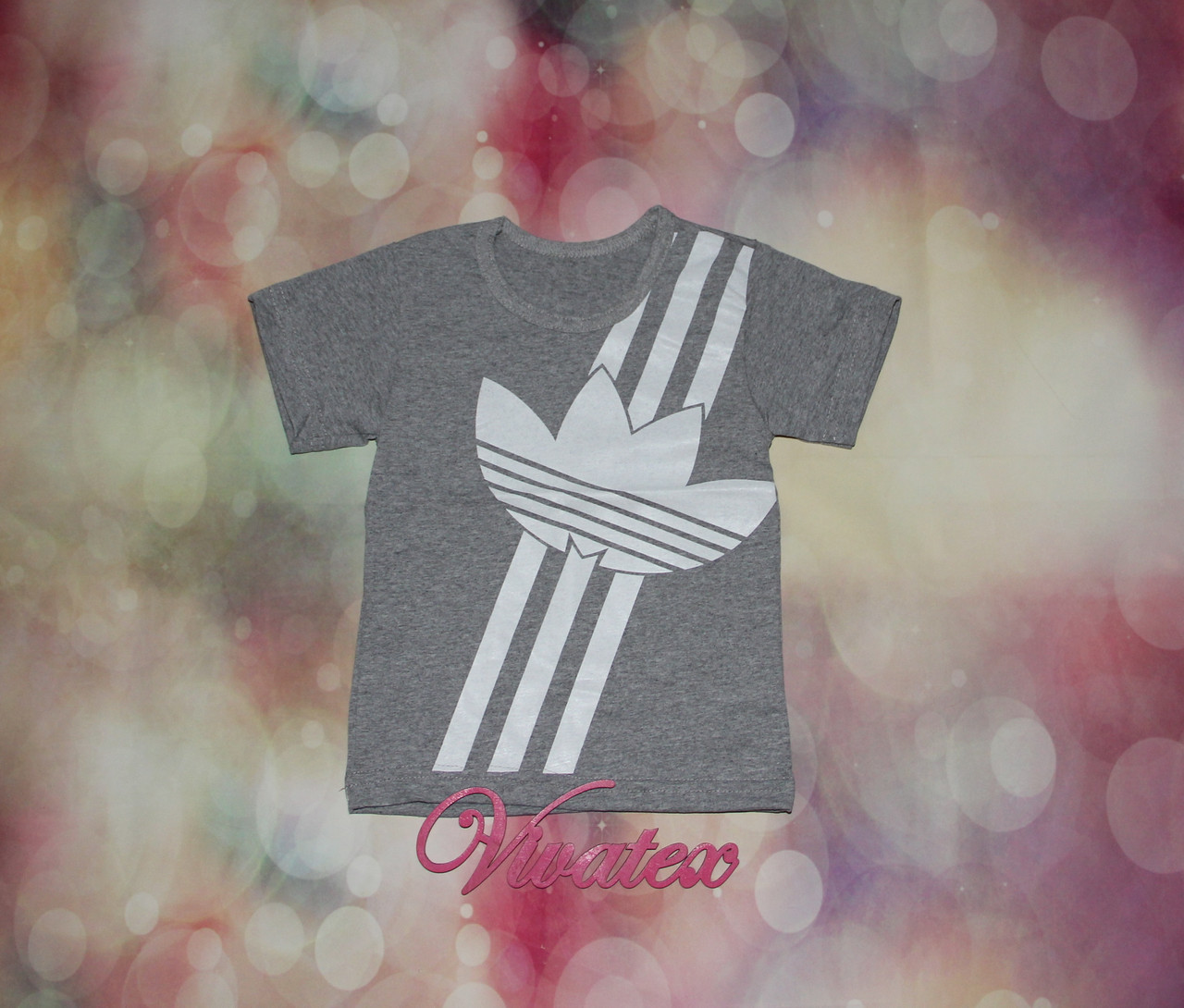Детская футболка Адидас кулир
