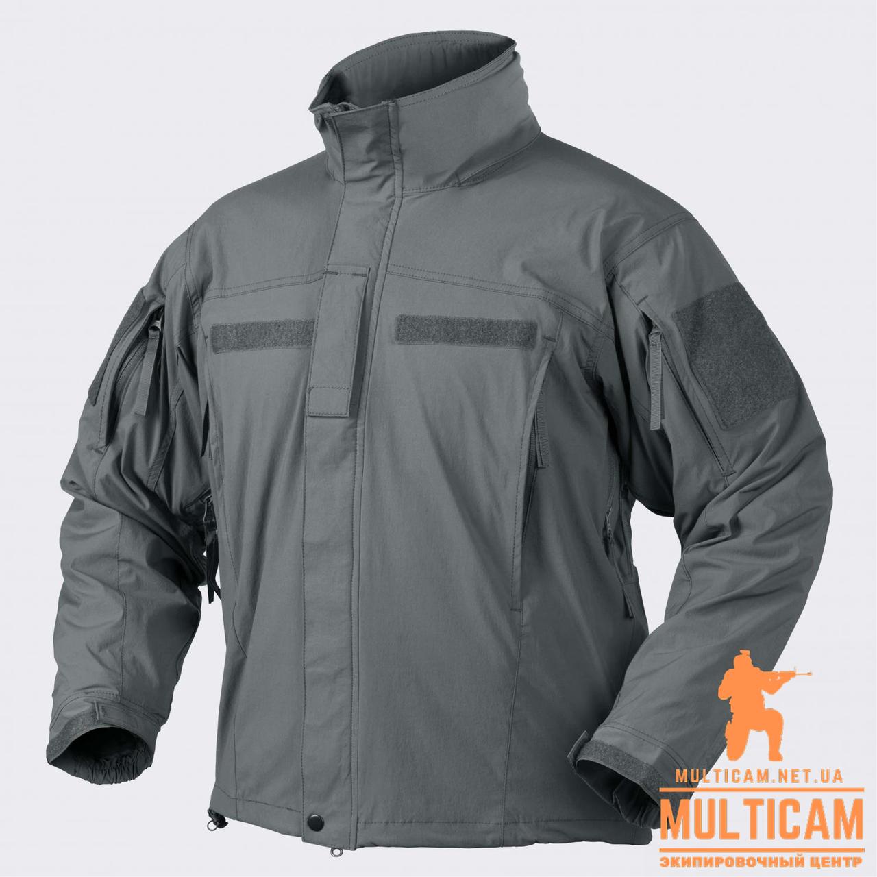 Куртка Soft Shell Helikon-Tex® Level 5 Ver 2.0 – Soft Shell Jacket - Alpha Green