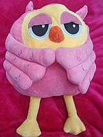 Подушка - игрушка плед 3 в 1   Совушка