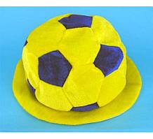Шапка для болельщиков футбола