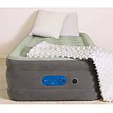 Надувная кровать со встроенным насосом Bestway 67622, фото 2