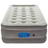 Надувная кровать со встроенным насосом Bestway 67622, фото 6