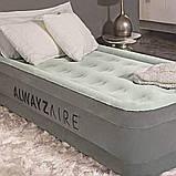 Надувная кровать со встроенным насосом Bestway 67622, фото 7