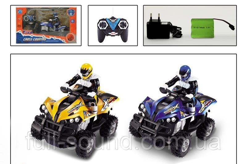 Квадроцикл с гонщиком 898
